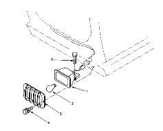 Электрическая система для экскаватора VOLVO