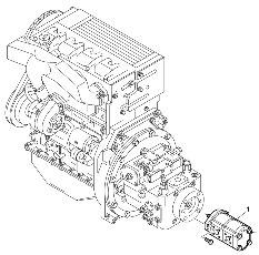 Рулевое управление для компактного колесного погрузчика VOLVO