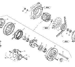 Электрическая система для компактного колесного погрузчика VOLVO